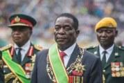 INVESTITURE DE EMMERSON MNANGAGWA AU ZIMBABWE