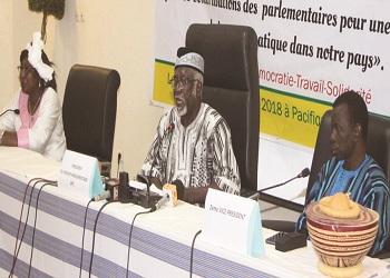 2ES JOURNEES PARLEMENTAIRES DE L'UPC:Redorer l'image du Burkina devenu « la destination à éviter »