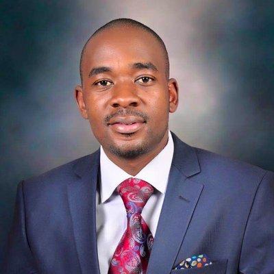 PRESTATION DE SERMENT ANNONCEE DU CANDIDAT DE L'OPPOSITION AU ZIMBABWE