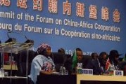 COOPERATION SINO-AFRICAINE