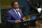 LE PRESIDENT CONGOLAIS POUR LE DEPART DE LA MONUSCO