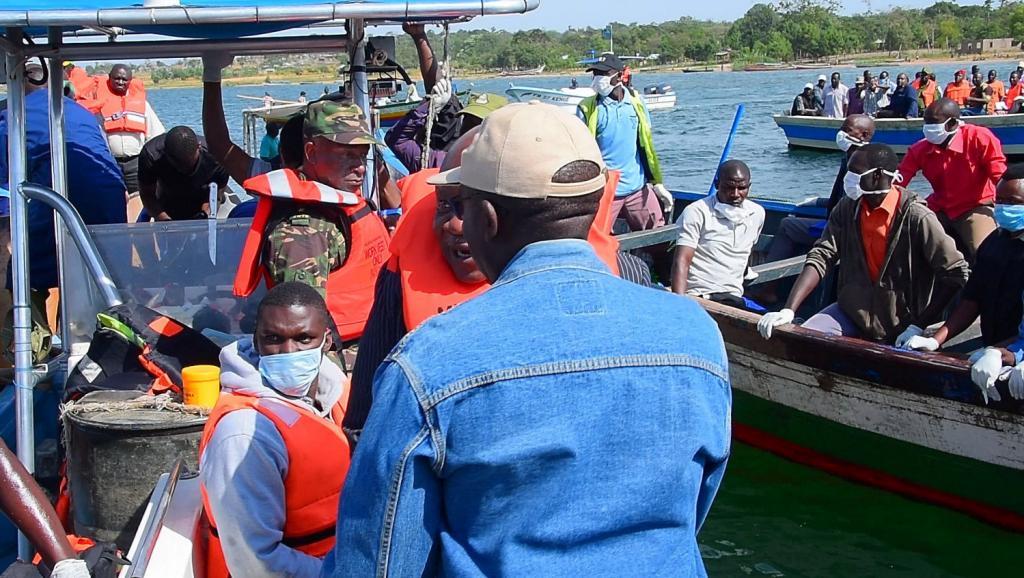 NAUFRAGE DU « NYERERE » EN TANZANIE
