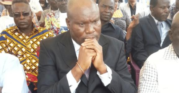 LIBERATION DE PAUL MAKAYA AU CONGO