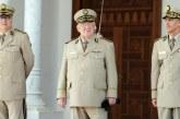 LIMOGEAGE DES CHEFS MILITAIRES EN ALGERIE