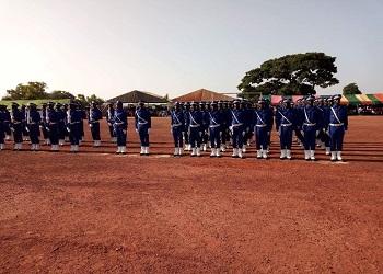 ECOLE NATIONALE DES SOUS-OFFICIERS DE LA GENDARMERIE (ENSOG:736 nouveaux gendarmes prêts à défendre la patrie