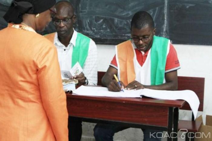 ELECTIONS LOCALES EN COTE D'IVOIRE
