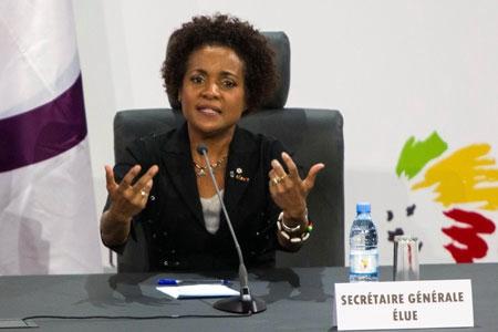 ELECTION DU SECRETAIRE GENERAL DE LA FRANCOPHONIE