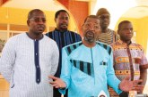RENFORCEMENT DE LA GOUVERNANCE AU BURKINA  Bala Sakandé et le Balai citoyen sur la même longueur d'onde
