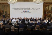 CONFERENCE INTERNATIONALE SUR LA LIBYE A PALERME