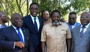 EQUIPE DE CAMPAGNE DU CANDIDAT DE LA MAJORITE EN RDC