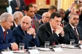 CONFERENCE INTERNATIONALE SUR LA LIBYE A PALERME