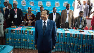 PRESTATION DE SERMENT DU PRESIDENT CAMEROUNAIS
