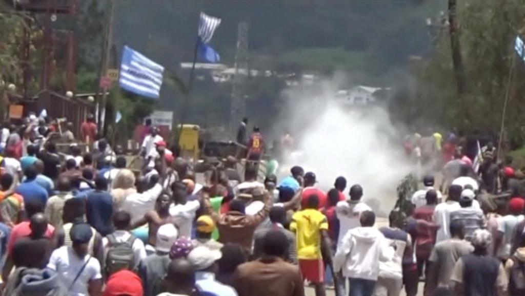 ENLEVEMENT DE SCOLAIRES AU CAMEROUN ANGLOPHONE