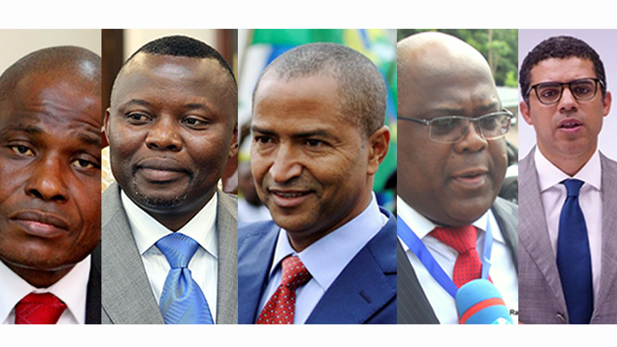 CANDIDATURE UNIQUE DE L'OPPOSITION CONGOLAISE