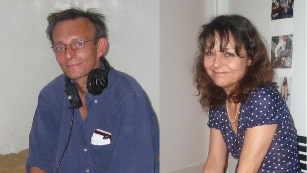 ASSASSINAT DE CLAUDE VERLON ET GISLAINE DUPONT