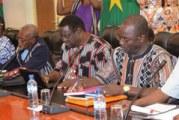 REVENDICATIONS SOCIALES  :    Le Premier ministre échange avec la CCVC