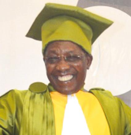 CINQUANTENAIRE DE 2IE :  Idriss Deby Itno fait Docteur honoris causa