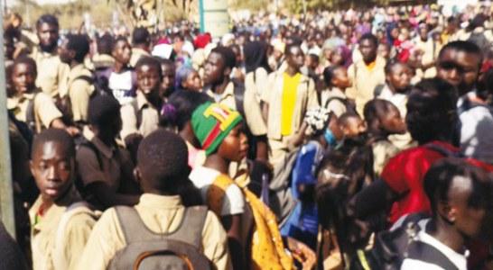 BANFORA :  Des populations manifestent contre une saisie de bois