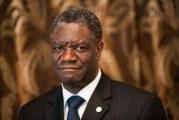 REMISE DU PRIX NOBEL DE LA PAIX :  Denis Mukwege, mauvaise conscience de Kabila