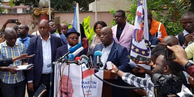 APPEL A JOURNEE MORTE CONTRE LE REPORT PARTIEL DES ELECTIONS EN RDC