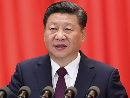 REUNIFICATION DE LA CHINE :    Xi Jinping en fait une préoccupation