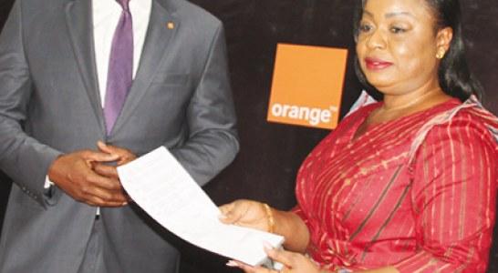 ORANGE BURKINA  :   Les licences 2G et 3G renouvelées, la 4G+ acquise par « Orange, le 1er réseau 4G+ au Faso »