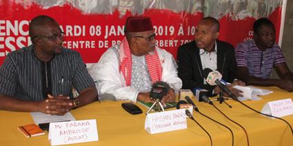 DRAME DE YIRGOU :    Des OSC appellent à une marche-meeting le 12 janvier prochain