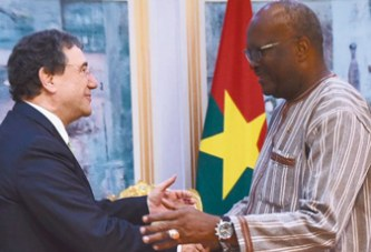 ANGEL LOSADA, Représentant spécial de l'UE pour le Sahel  :   « Le Burkina Faso est prêt à présider le G5 Sahel »