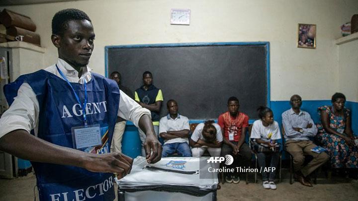 ATTENTE DES RESULTATS EN RDC