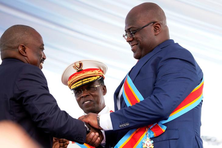 RECONNAISSANCE DE LA VICTOIRE DE FELIX TSHISEKEDI EN RDC