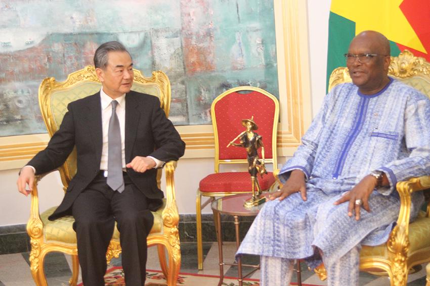 Photo of COOPERATION REPUBLIQUE DE CHINE-BURKINA FASO :  D'énormes progrès enregistrés