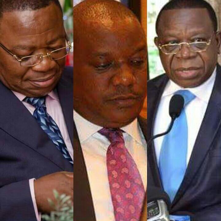 PARTAGE DES POSTES MINISTERIELS EN RDC