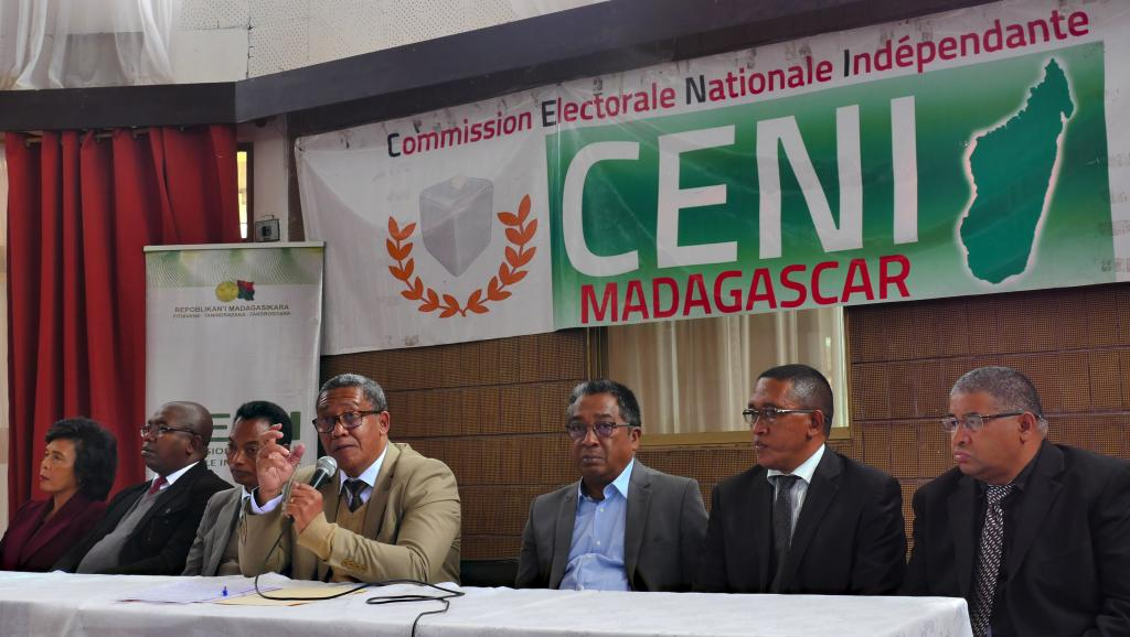 CONTESTATION ELECTORALE A MADAGASCAR