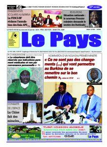Le Journal du 23/01/2019