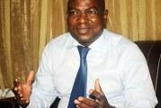 ERIC BOUGOUMA,  MINISTRE DES INFRASTRUCTURES  :   « Ce que reversent les entreprises bénéficiaires de contrats au ministère, n'est pas ma trouvaille »