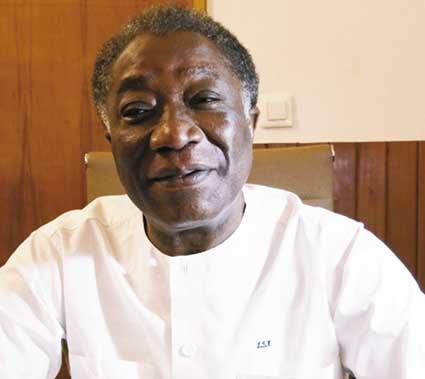 LEONCE KONE, MEMBRE DU HAUT CONSEIL DU CDP  « Il est prématuré de dire que Kadré Désiré Ouédraogo s'affiche en indépendant »