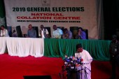 REPORT DES ELECTIONS AU NIGERIA