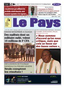 Le Journal du 20/02/2019