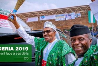 PRESIDENTIELLE NIGERIANE