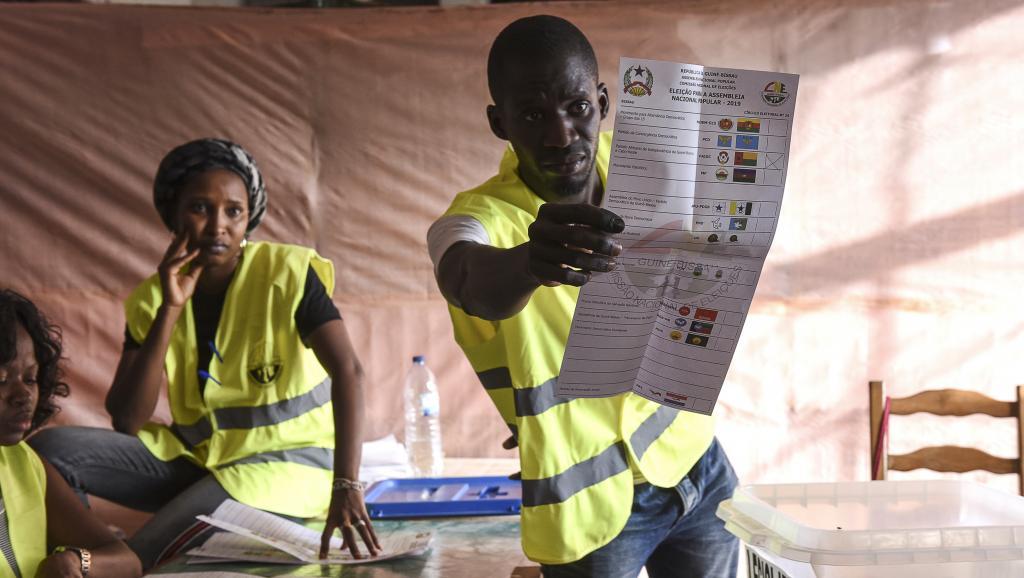 LEGISLATIVES EN GUINEE BISSAU
