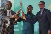 FESPACO 2019 :  L'Etalon d'Or de Yennenga dans l'écurie du Rwandais Joel Karekezi