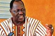 SITUATION SOCIO-POLITIQUE AU BURKINA :  Emile Paré pour la formation d'un « gouvernement clairement politique »
