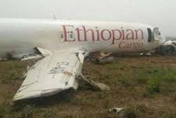 CRASH D'ETHIOPIAN AIRLINES