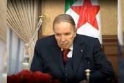 NOUVELLE ADRESSE DE BOUTEF AUX ALGERIENS  : Attention à ne pas pousser le peuple à bout !