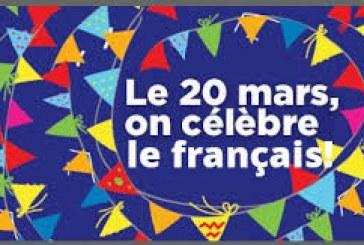 JOURNEE MONDIALE DE LA FRANCOPHONIE   :   Aller au-delà des mots !