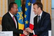 MINI-TOURNEE DE MACRON DANS LA CORNE DE L'AFRIQUE