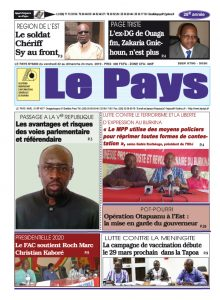 Le Journal du 22/03/2019