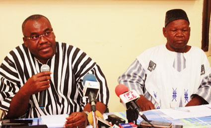 MAIN TENDUE DU POUVOIR A L'OPPOSITION«Ce dialogue doit être franc, sincère et dénué de tout calcul politicien», selon le CFOP