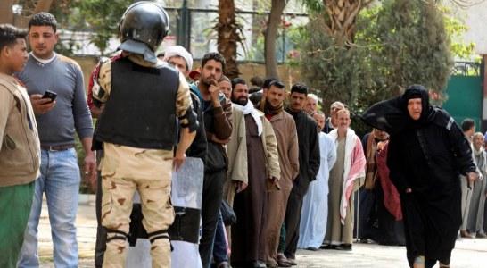 REFERENDUM SUR LA PROLONGATION DE LA PRESIDENCE DU RAIS EGYPTIEN :  Un scrutin sans enjeu