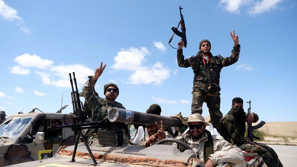 OFFENSIVE DE HAFTAR SUR TRIPOLI. : Jusqu'à quand la Libye continuera-t-elle de saigner r?